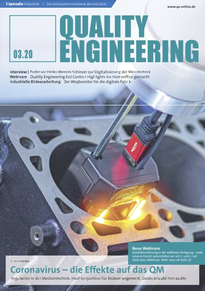 Titelbild QUALITY ENGINEERING 3