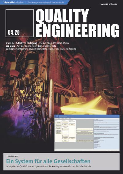 Titelbild QUALITY ENGINEERING 4