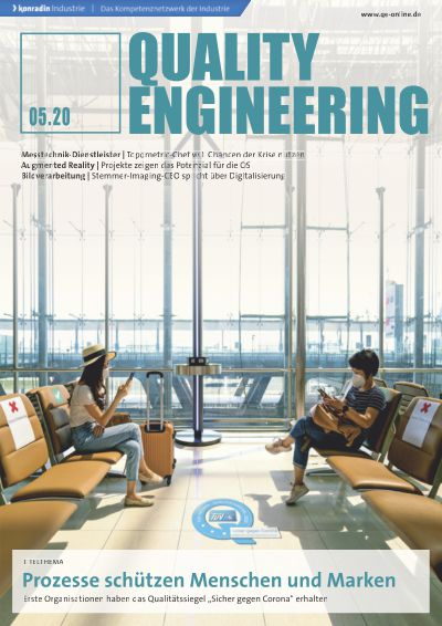 Titelbild QUALITY ENGINEERING 5